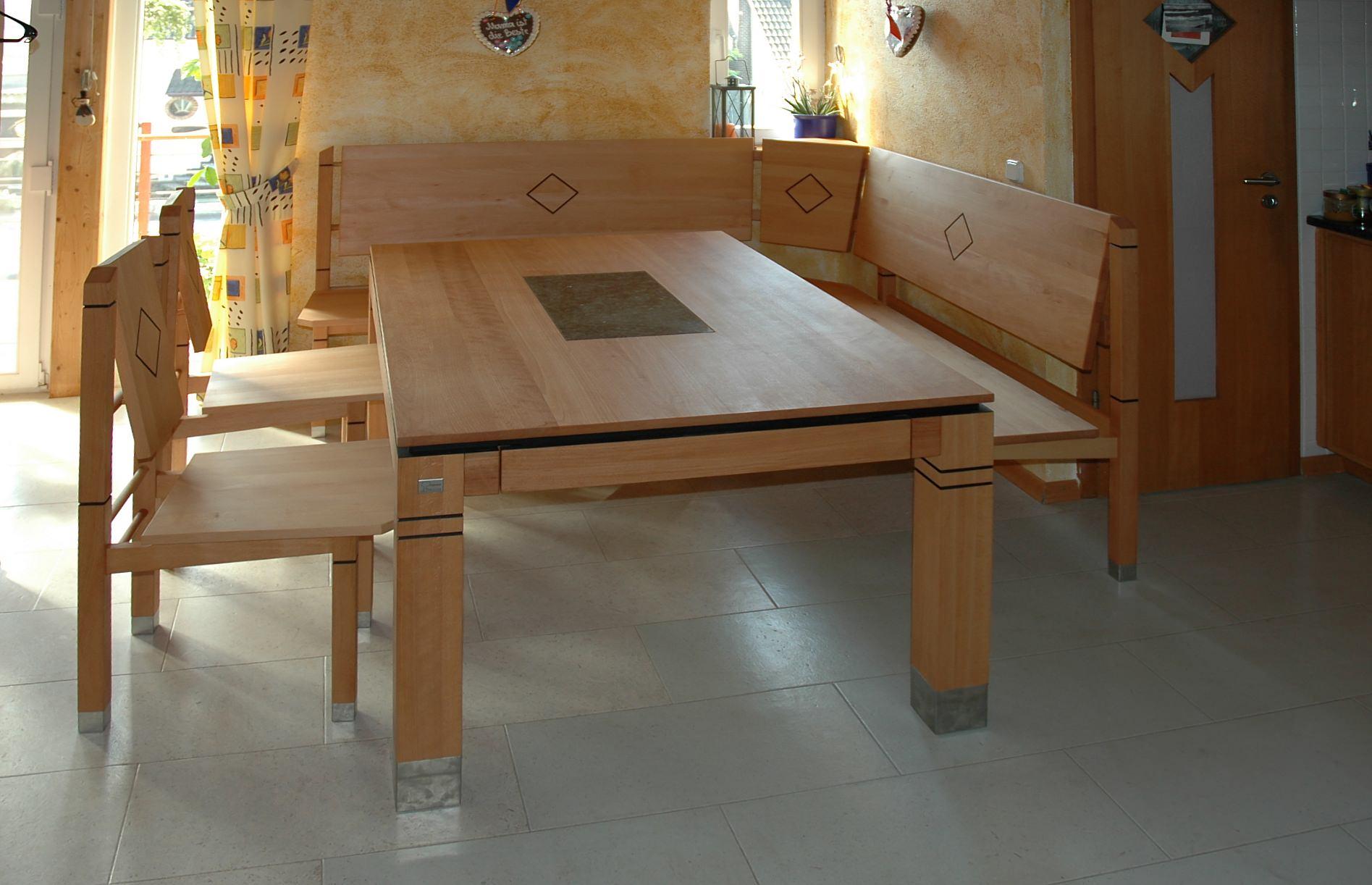 Massivholzmöbel Esszimmer