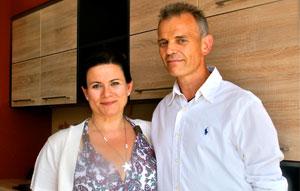 Nicole und Thorsten Westhaus