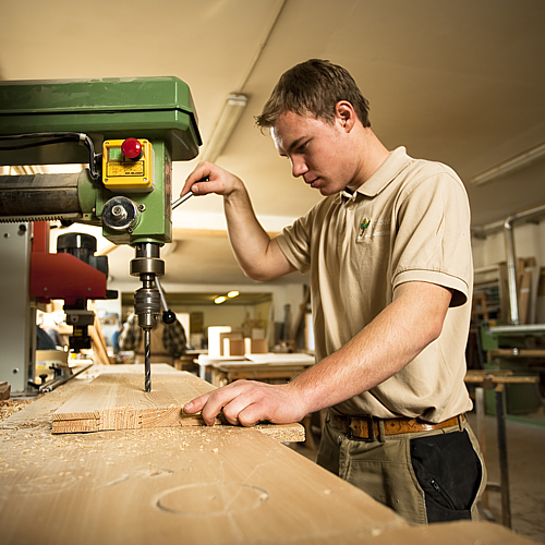 Massivholzküchenhersteller Pfister Möbelwerkstatt