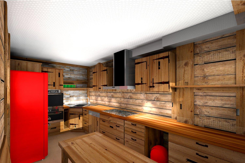 Altholzküchen modern  Küchenplanung: Von der Idee zur fertigen Küche