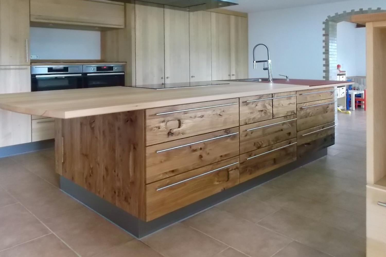 Küchenbilder& Impressionen der Pfister Möbelwerkstatt