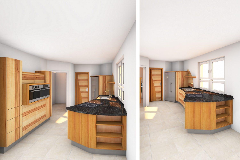 Küchenplanung   {Moderne massivholzküchen 81}