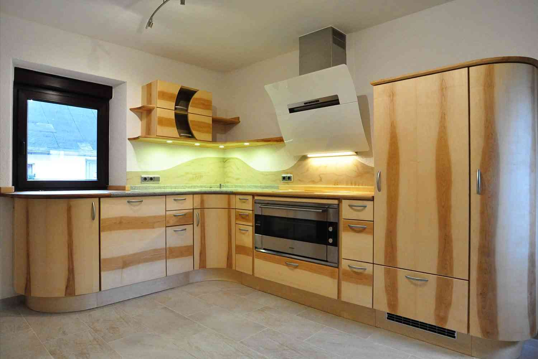 Massivholzküchen Hersteller: Vollholzküche & runde Küchen | {Massivholzküchen hersteller 16}
