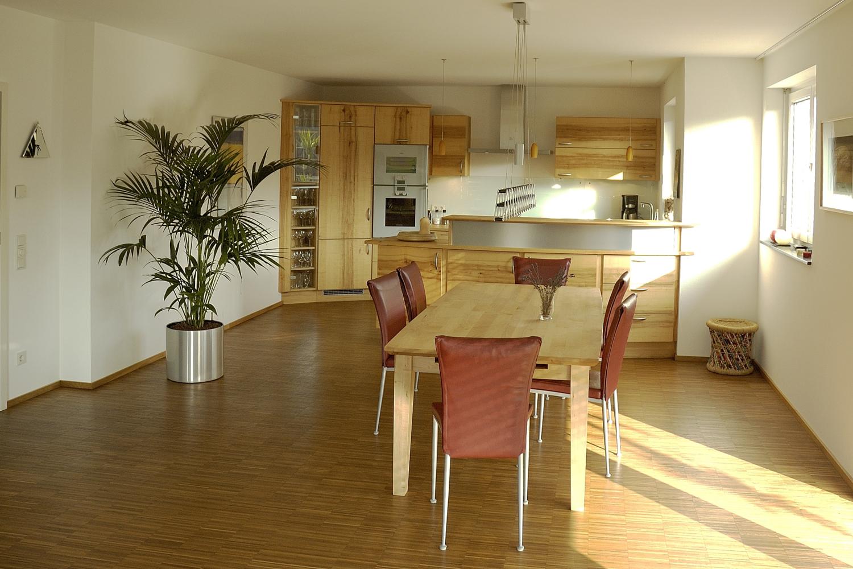 Küchenbilder & Impressionen der Pfister Möbelwerkstatt