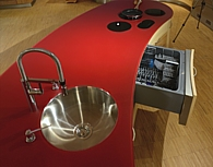 Spülmaschinenschublade
