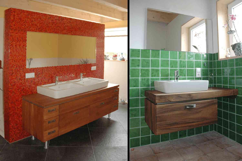 individuelle design möbel der pfister möbelwerkstatt, Badezimmer ideen