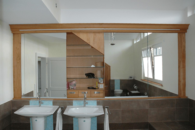 In Dachschräge spiegelschrank in dachschräge
