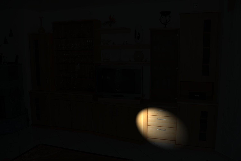 Geheimfächer in Möbel