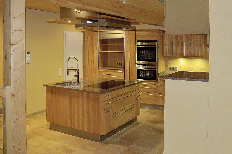 Küchen-Design und Designmöbel von Pfister Möbelwerkstatt