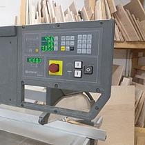 Arbeitsgänge werden gespeichert und können von Computer gesteuerten Maschinen wieder abgerufen werden, Küchenhersteller Pfister Möbelwerkstatt