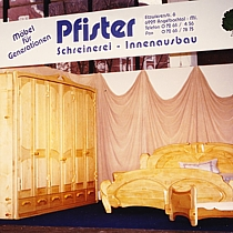 Unsere erste Messe war die internationale Handwerksmesse in München