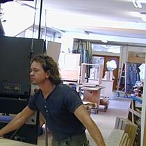 Pfister Möbelwerkstatt Mitarbeiter - Thomas